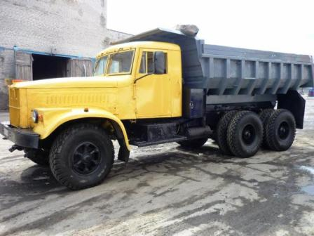 Самосвал «МАЗ»-551605